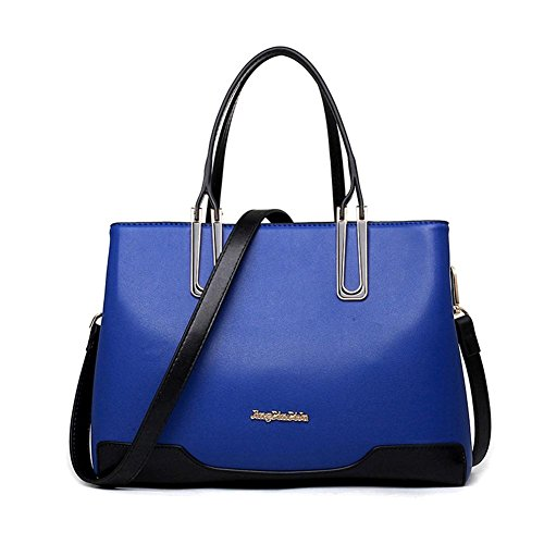 GBT Rote Schulter-Beutel-Handtasche der Frauen Blue