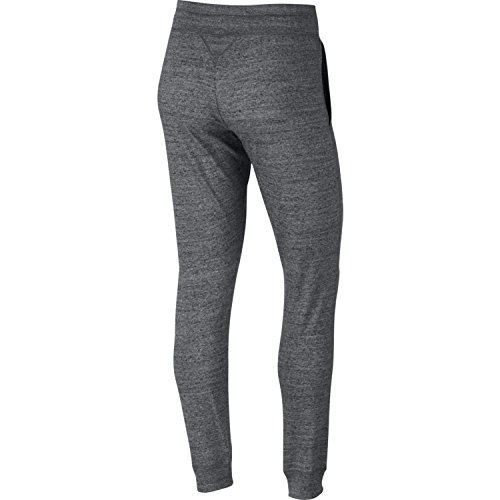 Nike Damen Trainingshose Gym Vintage Pants Carbon Heather/Sail