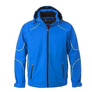 Acode 110148-531-M 1407 Men's Winter Jacket, Blue, Medium