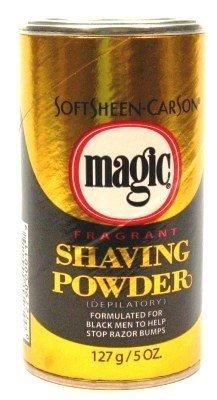 Magic Gold Shaving Powder 133 ml Fragrant (3-Pack) (Rasierschäume & -gele)
