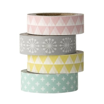 Bloomingville Masking Tape Set - Pastelltöne
