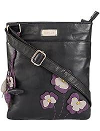 Klasse Genuine Leather Women's Cross Body Sling Bags For Ladies