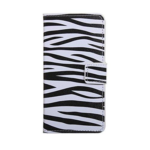 AYASHO® iPhone SE / 5s / 5 Hülle - Hohe Qualität Gemalt PU Kunst Lederhülle Tasche Hülle Kunstleder Flip Case Tasche Etui Schutzhülle für iPhone SE / iPhone 5 / iPhone 5S (A13) A15