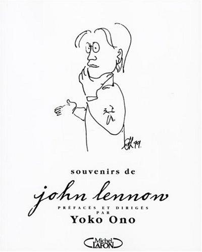 SOUVENIRS DE JOHN LENNON