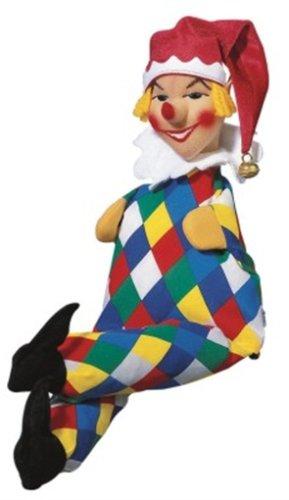 Kersa 12500  - Kasper Kasper figura con patas, 30 cm marioneta de mano
