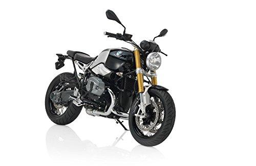 BMW Genuine R NINE T K21 Motorcycle Bike Miniature 1:10 Scale Black
