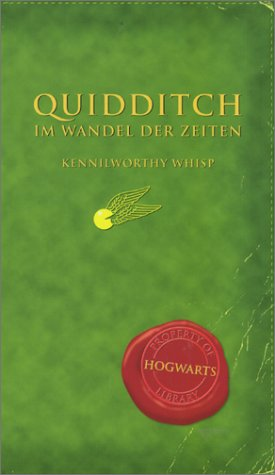 Buchseite und Rezensionen zu 'Quidditch im Wandel der Zeiten' von J. K. Rowling