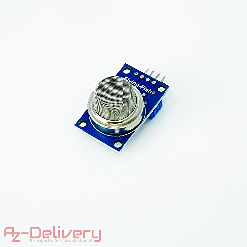 Amazon.es - MQ-2 Smoke and Gas Sensor Detector Module