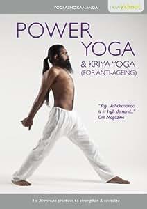 Power Yoga & Kriya Yoga
