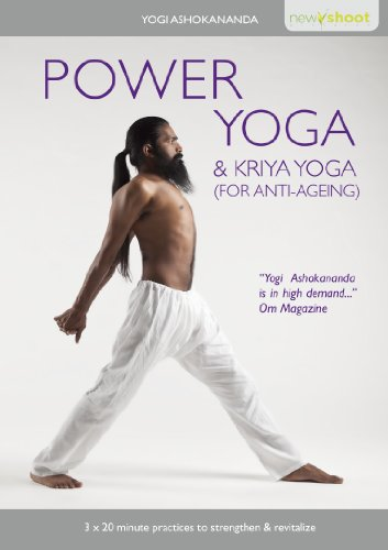 power yoga & kriya yoga
