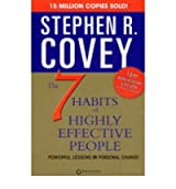 (The 7 Habits of Highly Effective People: Powerful Lessons in Personal Change) By Stephen R. Covey (Author) Paperback on (Jan , 1999)