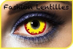 Fashion lenti – le50087 – Lenti Mini Sclera 17 mm Killer durata 1 anno ab81b7464ff7