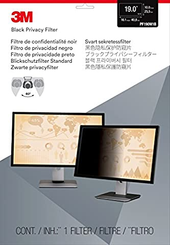 3M Privacy Filter - 19.0 inch Widescreen 16:10 -