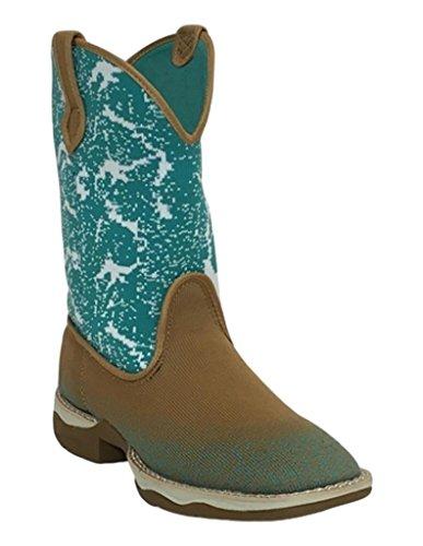 Laredo Damen Daydreamer Woven Western Kofferraum Quadratisch Fuß–5957, Braun (Hautfarben), 37 B(M) EU