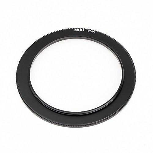 NiSi 67mm Adapterring 100mm System V5 / V5-Pro / V5 Alpha Filterhalter (82-67mm Verkleinernde Filteradapter)