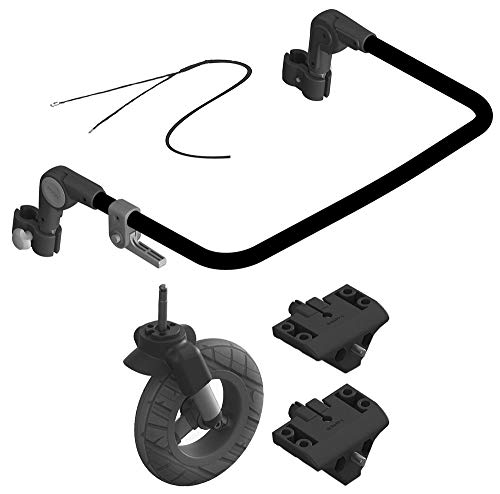 Qeridoo Buggy Set Sportrex2 Basic Kinderfahrradanhänger
