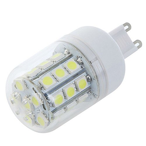 G9 LED Licht, YouGer LED Lampe Lampe Licht G9 3528 48 SMD High Power, AC 220V warmweiß