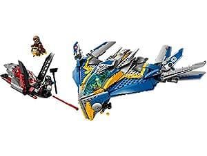 LEGO Super Heroes 76021 - Il Salvataggio Dell'Astronave Milano