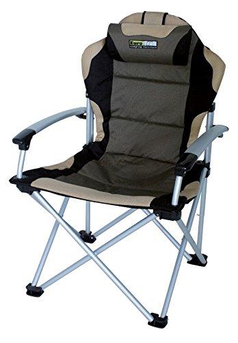Exclusive sur la tête rembourré et extérieur-chaise pliable rembourré sTABIELO rELAX chaise pliable avec accoudoirs en aluminium charge 120 kg-beige/gris/noir avec oreiller amovible-hOLLY sTABIELO-dISTRIBUTION produits fabriqué en allemagne-innovation moyennant supplément avec hOLLY eXKLUSIV fÄCHERSCHIRMEN et hOLLY uNIVERSALGELENKHALTERUNG avec gUMMISCHUTZKAPPEN pour kratzfreien fixation