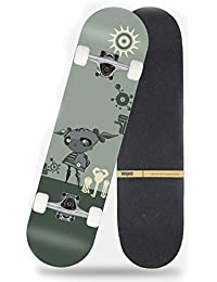 e Amazon it Scarpe borse ruote skateboard wI4qYI