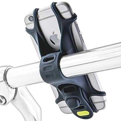 Bike Phone Holder for any Smartphone, Won't Break or Rust,