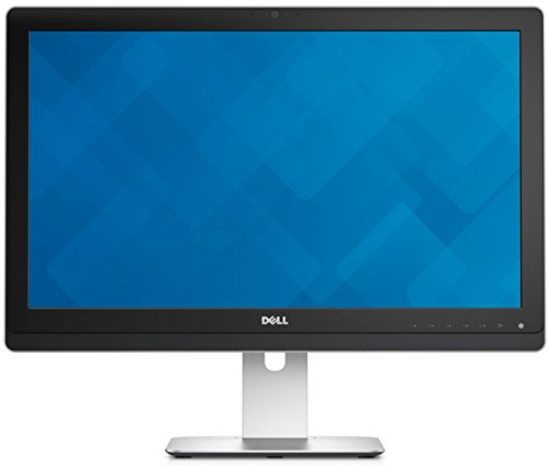 Dell UZ2315H 23 inch LCD Monitor (1000:1, 300 cd/m2, 1920 x 1080, 8ms, VGA/DP/HDMI)