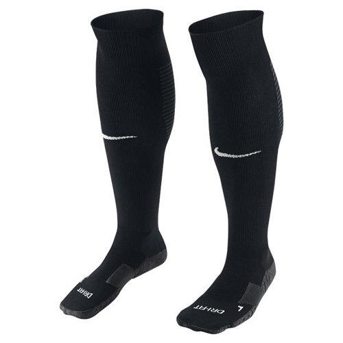 NIKE Herren Stutzenstrumpf TEAM MATCHFIT CORE OTC SOCK, Schwarz/Grau/Weiß, M, 800265-010 (Fußball-elite Socks Nike)