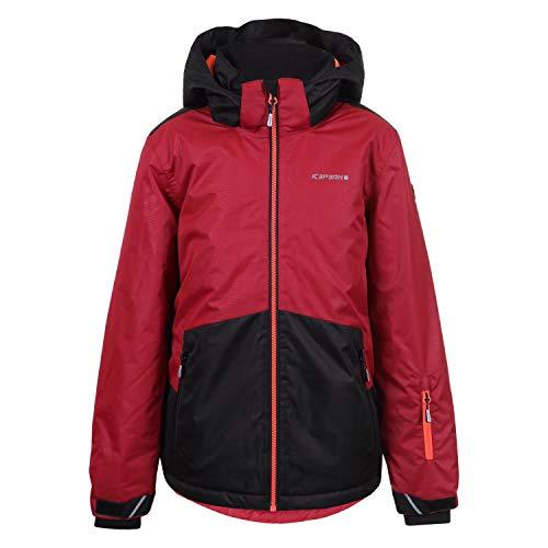 Icepeak Mädchen Skijacke Hale Jr 50047 Burgundy 164