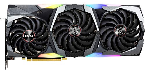 MSI V371-026R GeForce RTX 2080 Ti Gaming X Trio Grafikkarte Schwarz