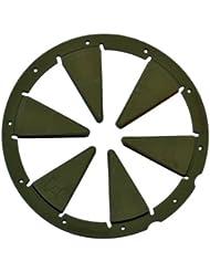 Exalt - Système d'alimentation Feedgate pour loader Dye Rotor - olive