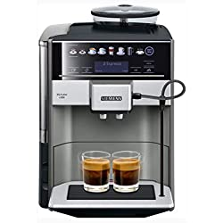 Siemens TE655203RW EQ.6 Plus s500 Machine à café automatique, broyeur à grain, 1.7 liters, INOX et Plastique Antracite