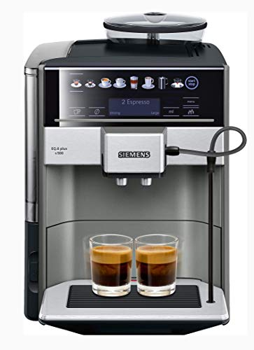 Siemens TE655203RW EQ.6 Plus s500 Machine à café...