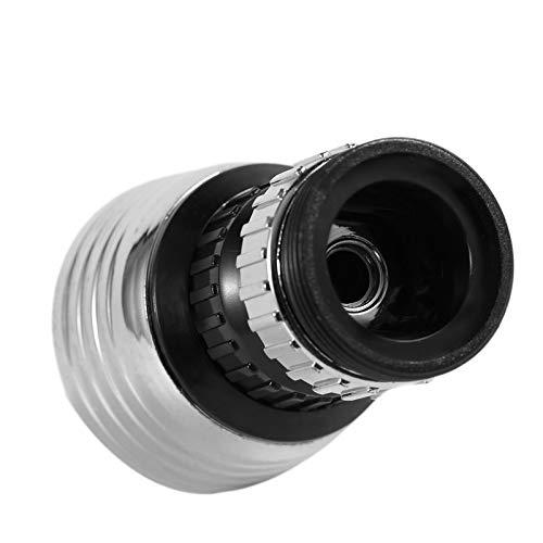 BianchiPamela 360 drehbare Wasserhahn Tüllen Düse Filter Adapter Wassereinsparung Tap Belüfter Diffusor Küchenzubehör
