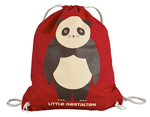 Little Gestalten Bag Panda: by Dawid Ryski -