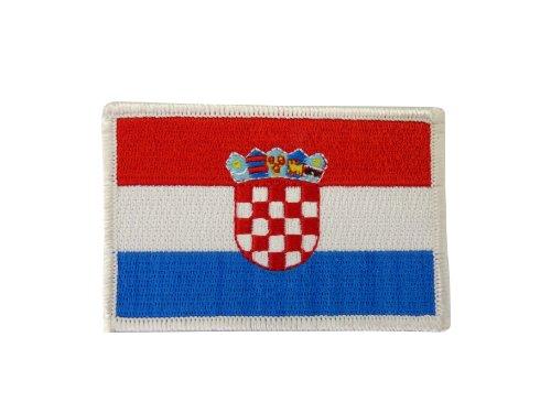 Aufnäher Kroatien, Hrvatska, Croatia