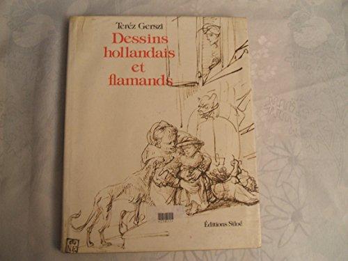 Dessins hollandais et flamands (Chefs-d'oeuvre de dessins du Musée des beaux-arts, Budapest) par (Relié)