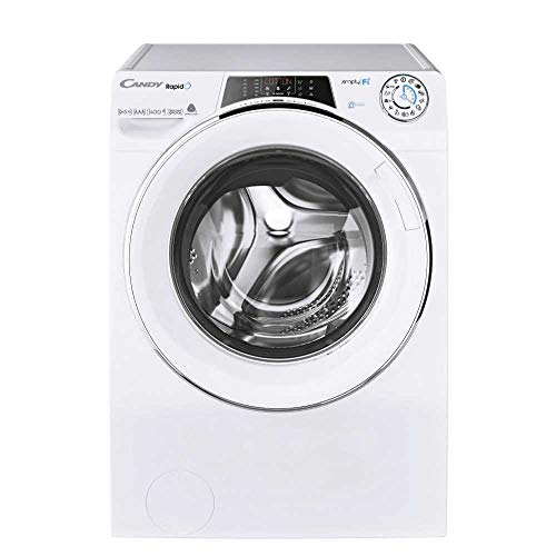 Candy Rapido ROW141066DWHC 106kg 1400 spin WIFI Washer Dryer A Rated White