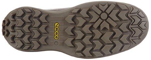 Ecco Roxton Dark Clay/warm G/titanium Wo/f/te, Bottes homme Gris - Grau (DARK CLAY/WARM GREY/TITANIUM)