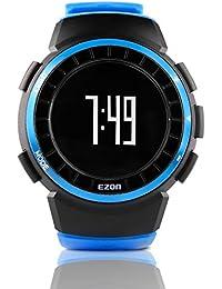 21843cf521da EZON T029 Deportes al aire libre Reloj Digital Podómetro Calorías Contador  Correr Correr Reloj de pulsera. B019GIJ7UU