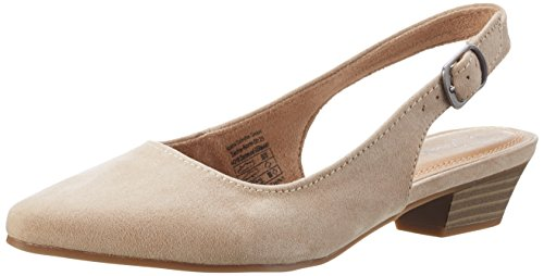 Jane Klain Damen 294 048 Pumps Beige (Beige)
