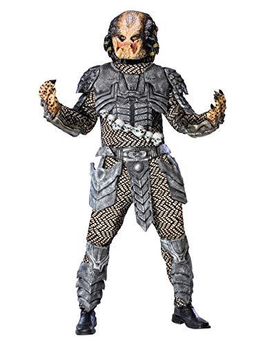 B-Creative Alien v Predator Mens Predator Kostüm Std Chest 44