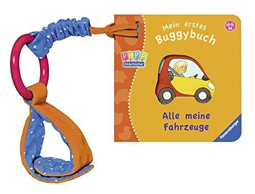 Preisvergleich Produktbild Mein erstes Buggybuch: Alle meine Fahrzeuge
