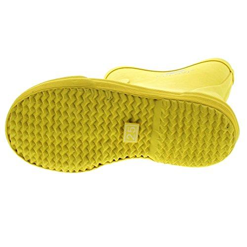 Celavi Gummistiefel Gelb