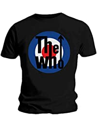 Amazon.co.uk: The Who - Tops & Tees / Band T-Shirts & Music Fan ...