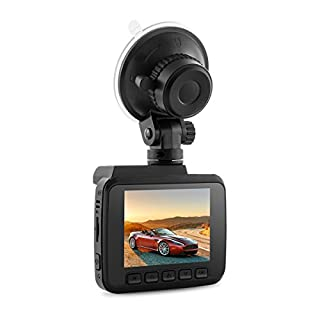 Dash Camera Built-In GPS Driving Recorder 2.4 Zoll Hd 1080p 150 ° Wide-Angle Lens Dynamic Monitoring Cyclic Recording