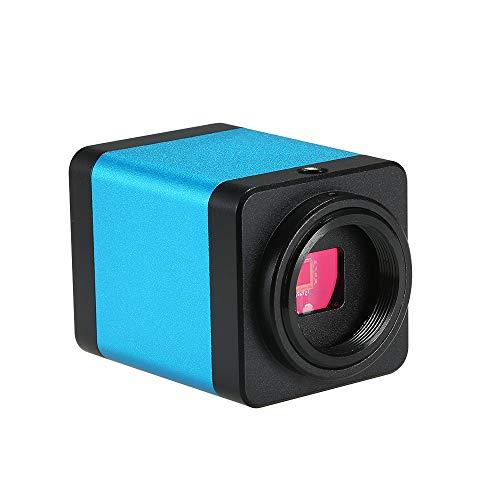 Festnight Telecamera Industriale Videocamera per Microscopi Industriali Fotocamera Digitale per Microscopio con Uscita HD 1080P per la Riparazione di Saldatura PCB del Telefono