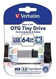 Verbatim Store'N' Go Otg Tiny Usb 3.0 Dr...