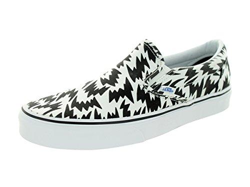 Vans Classic Slip-On Eley Kishimoto White Black Weiß