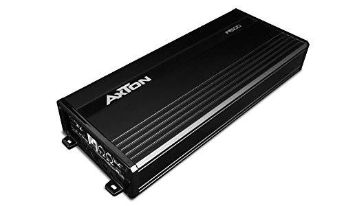 AXTON A500 5-Kanal Verstärker 4 x 80 Wrms + 200 Wrms