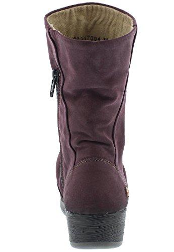 Softinos Ann417sof Damen Purple Stiefel Ann417sof Softinos Damen Stiefel Purple RSqdxnzwUw